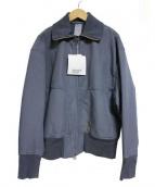 so1:1(ソウワンバイワン)の古着「エレファントスキン染めブルゾン」|ネイビー