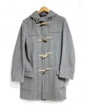 CARRARO(カラッロ)の古着「ダッフルコート」 グレー