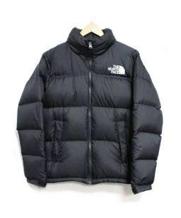 THE NORTH FACE(ザ ノース フェイス)の古着「Nuptse Jacket ダウンジャケット」 ブラック