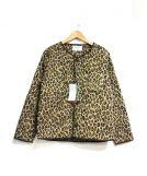BEAMS BOY(ビームス ボーイ)の古着「サーモ中綿キルトL/S ジャケット」|ベージュ