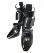 ALEXANDER WANG(アレキサンダーワン)の古着「mackenzie boots ブーツ」 ブラック
