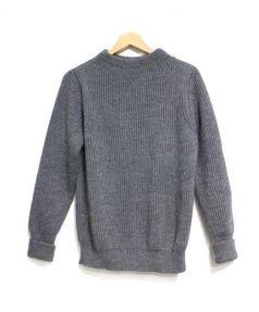 Andersen-Andersen(アンデルセンアンデルセン)の古着「CREW NECK KNIT セーター」|グレー