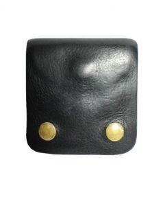 UNUSED(アンユーズド)の古着「COW LEATHER WALLET 財布」|ブラック