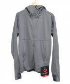 MAMMUT(マムート)の古着「Ultimate V SO Hooded Jacket ジャ」|グレー