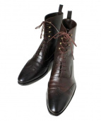 CARMINA(カルミナ)の古着「Trading Post別注ブーツ」|ブラウン