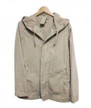 ASPESI(アスペジ)の古着「フーデッドジャケット」|ベージュ