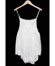 GASA*(ガサ)の古着「インド綿キャミソールブラウス」|ホワイト