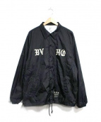 BUENA VISTA(ブエナ ビスタ)の古着「BV HQ Coach JKT ジャケット」|ブラック