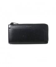 SAINTLAURENT(サンローラン)の古着「SLP・17A FRAGMENTS財布」|ブラック