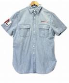 POLO RALPH LAUREN(ポロ ラルフローレン)の古着「デニムシャツ」