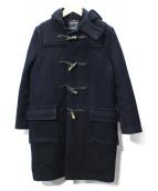 GLOVER ALL(グローバーオール)の古着「ウールダッフルコート」|ブラック