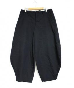 COMME des GARCONS HommePlus(コムデギャルソンオムプリュス)の古着「寅壱パンツ」|ブラック