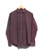 BROWN by 2-tacs(ブラウン バイ ツータックス)の古着「SEMI WIDE SPREAD シャツ」|エアインレッド