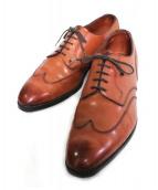 Edward Green(エドワードグリーン)の古着「Beaulieu Shoes シューズ」|ブラウン