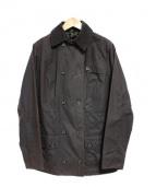 Barbour(バブアー)の古着「オイルドジャケット」 ブラウン