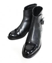 J.M.WESTON(ジェイエムウエストン)の古着「JODHPUR BOOT ショートブーツ」|ブラック
