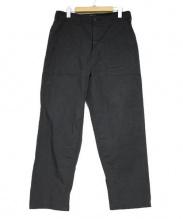 J.S.Homestead × Nigel Cabourn(ジャーナルスタンダード×ナイジェルケーボン)の古着「50/50ベイカーパンツ」|ブラック