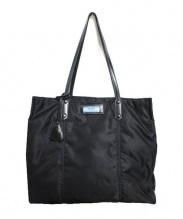 PRADA(プラダ)の古着「エティケットバッグ」|ブラック