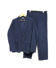 BLUE BLUE(ブルーブルー)の古着「セットアップスーツ」|ネイビー
