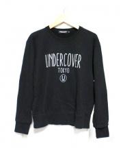 UNDERCOVER(アンダーカバー)の古着「TOKYOLOGOSWEAT スウェット」|ブラック