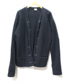 YS for men(ワイズフォーメン)の古着「80'sウールジャケット」 ブラック
