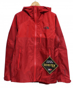 THE NORTH FACE()の古着「FUSEFORM PROGRESSOR SHELL ジャケッ」|レッド