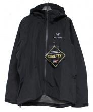 ARCTERYX(アークテリクス)の古着「ALPHA SL JACKET ジャケット」|ブラック