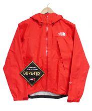 THE NORTH FACE(ザノースフェイス)の古着「GORE-TEX CLIMB LIGHT JKT ジャケット」|レッド