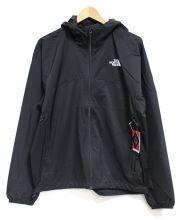 THE NORTH FACE(ザノースフェイス)の古着「SWALOW TAIL HOODIE ジャケット」|ブラック