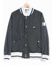 THOM GREY(トムグレイ)の古着「ワッペンアワードジャケット」