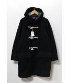 BEAMS(ビームス)の古着「ダッフルコート」|ブラック