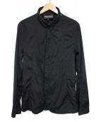 EMPORIO ARMANI(エンポリオアルマーニ)の古着「ナイロンジャケット」|ブラック