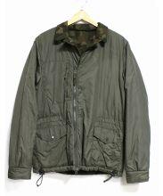 ASPESI(アスペジ)の古着「リバーシブルThermore中綿ジャケット」