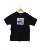 THE BLACK EYE PATCH(ブラックアイパッチ)の古着「LEBEL TEE」|ブラック