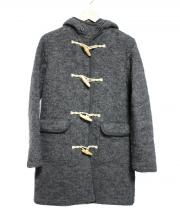 Traditional Weatherwear(トラディショナルウェザーウェア)の古着「FILTON ダッフルコート」|グレー