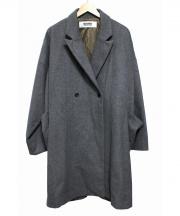 BASISBROEK(バーシスブルック)の古着「EGG COAT コート」