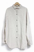 Deuxieme Classe(ドゥージーエムクラス)の古着「KUTA LINEN シャツ」