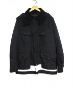 JUNYA WATANABE COMME des GARCONS MAN(ジュンヤワタナベ コムデギャルソン マン)の古着「reflective details hooded park」