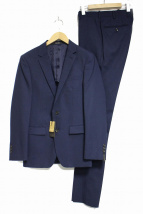 COMME CA MEN(コムサメン)の古着「ピンストライプセットアップスーツ」