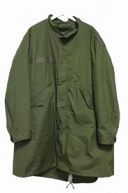 ISRATEX(イスラテックス)の古着「80'S M-65シェルパーカー」