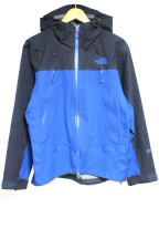 THE NORTH FACE()の古着「Climb Light Jacket」|ブルー×ブラック