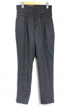 CLANE(クラネ)の古着「H/W LAYER PANTS」