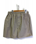 KAPTAIN SUNSHINE(キャプテンサンシャイン)の古着「Athretic Short Pants」