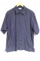 COMME des GARCONS HOMME(コムデギャルソンオム)の古着「90'sジップシャツ」