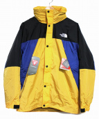 THE NORTH FACE(ザノースフェイス)の古着「XXX Triclimate Jacket ジャケット」 ブラック×アズテックブルー×TNFイエロ