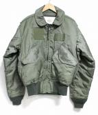 HOUSTON(ヒューストン)の古着「フライトジャケット 」