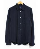 CDG JUNYA WATANABE MAN(コムデギャルソン ジュンヤワタナベマン)の古着「バックプリントオールドシャツ」