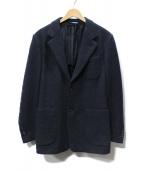 DOLCE & GABBANA(ドルチェ&ガッバーナ)の古着「ウールジャケット」 グレー