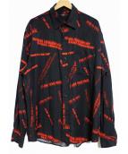 DIESEL(ディーゼル)の古着「S-Blues Long-Sleeve Shirt」