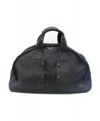 PORTER(ポーター)の古着「DRAWINGボストンバッグ」|ブラック